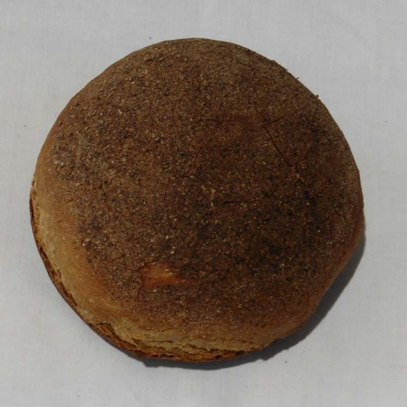 Bread BAGET grey with bran