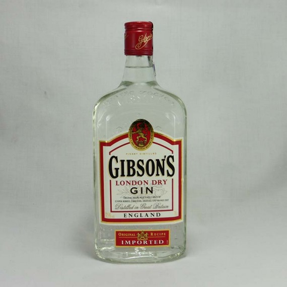Gin GIBSONS 0.7l