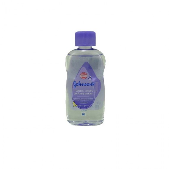 Baby oil JOHNSON with aroma 200ml