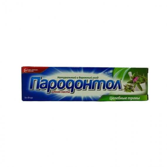 Toothpaste ПАРАДОНТОЛ 124g