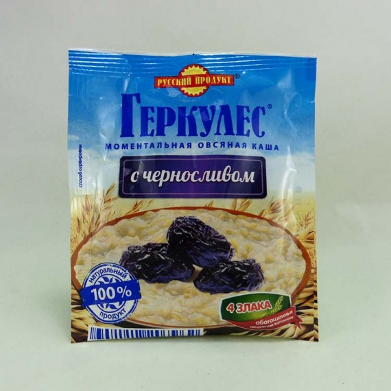 Oatmeal RUSSIAN PRODUCT 35g