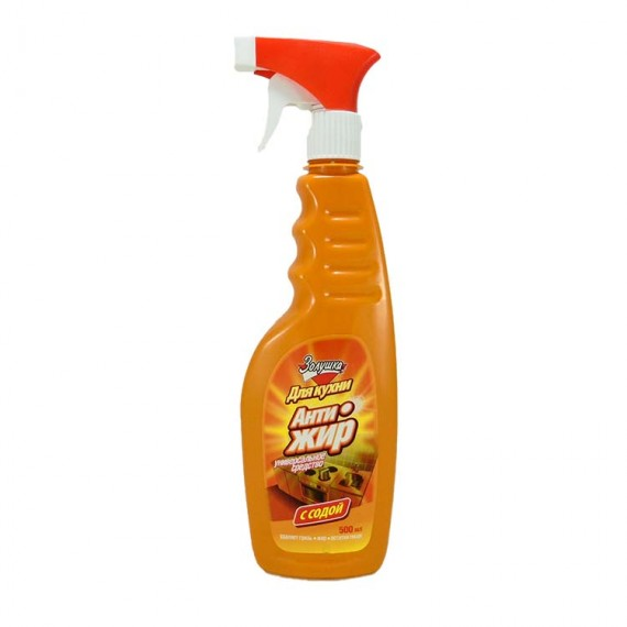 Cleaning fluid ZOLUSHKA for kitchen 500ml