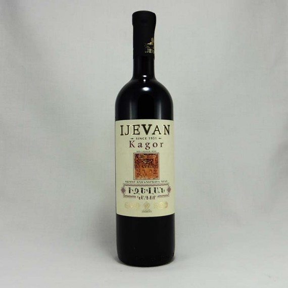 Wine IJEVAN Kagor red 0.75l