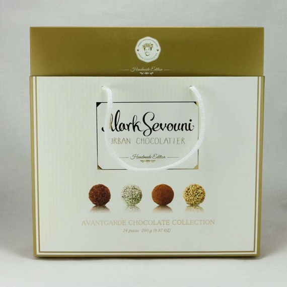 Chocolate collection of sweets MARK SEVOUNI 280 gr