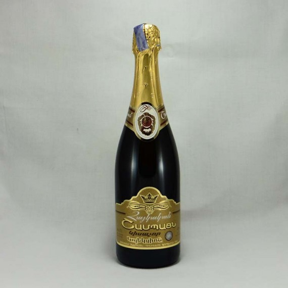 Champagne ARMENIAN collection 0.75l