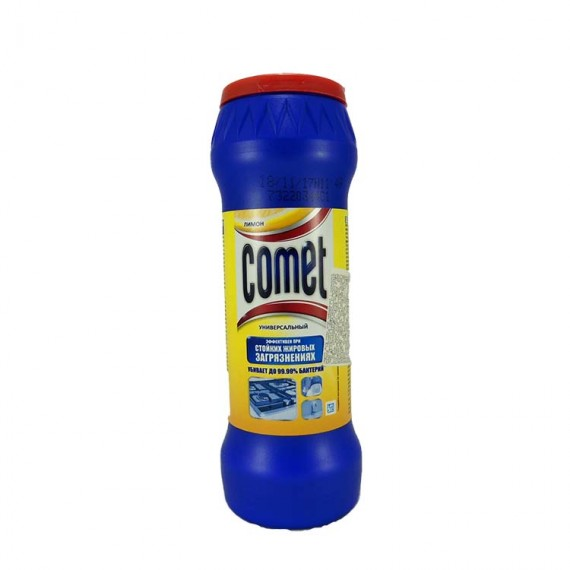 The cleansing powder COMET 475gr