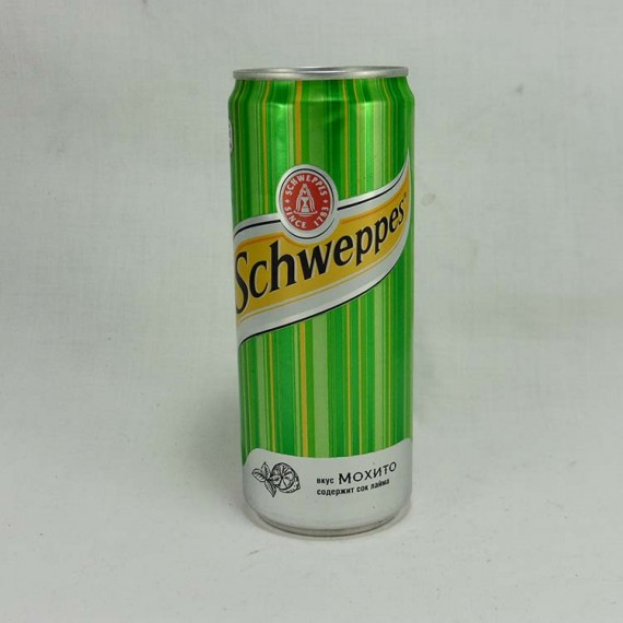 Drink SCHWEPPES mohito 0.33l