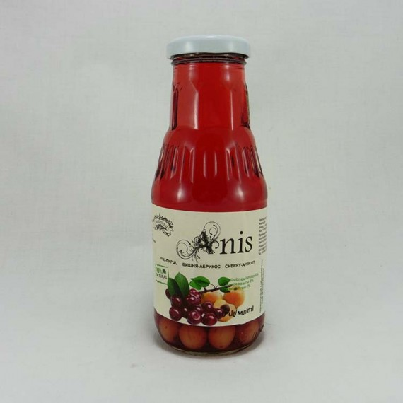 Compote ANIS cherry apricot 310ml