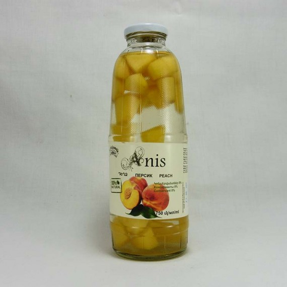 Compote ANIS peach 750ml