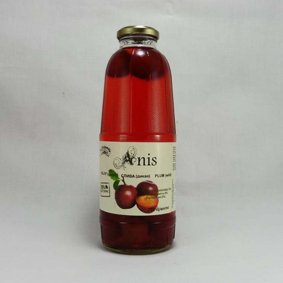 Compote ANIS plum 750ml