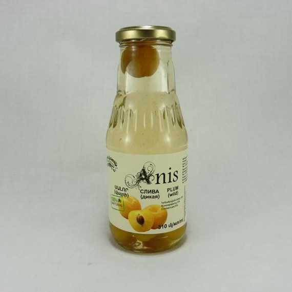 Compote ANIS plum 310ml