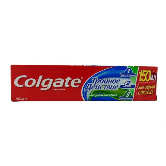 Toothpaste COLGATE Natural mint 150ml