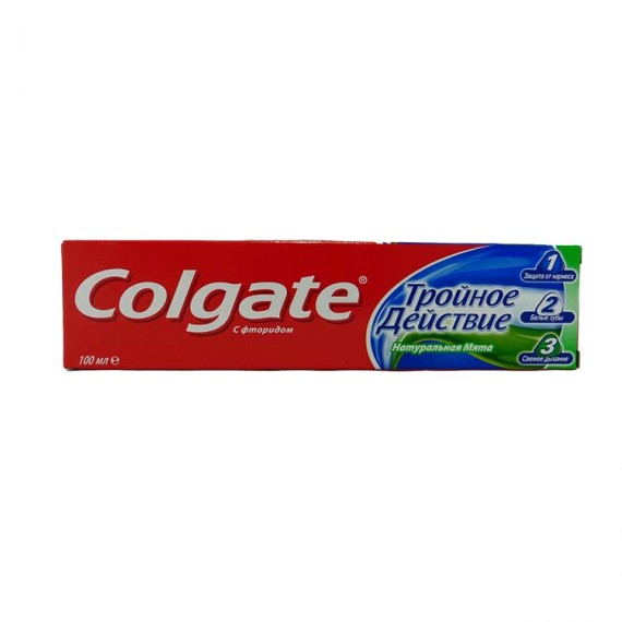 Toothpaste COLGATE With fluoride 100ml