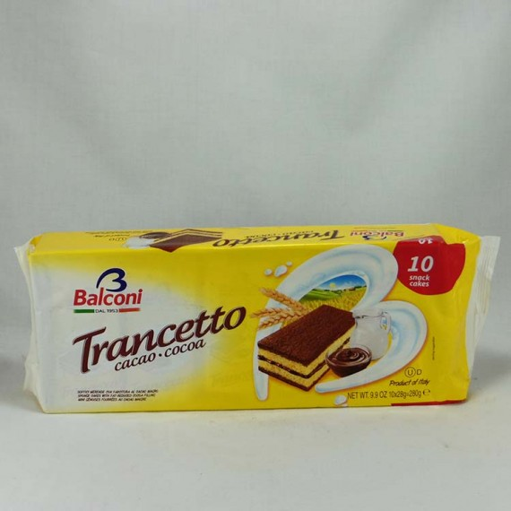 Biscuit BALCONI chocolate 280g