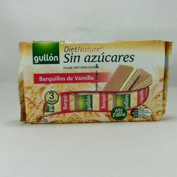 Wafers GULYON dietary 210g