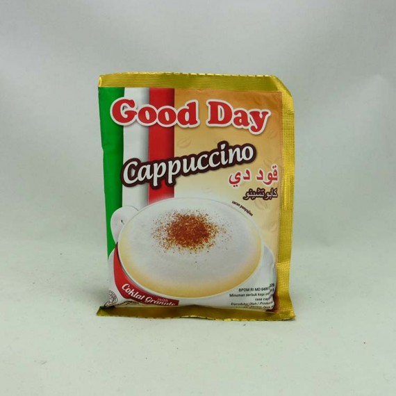 Cappuccino GOOD DAY 25gr