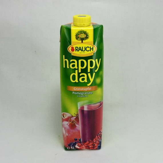Natural juice HAPPY DAY pomegranate 1l
