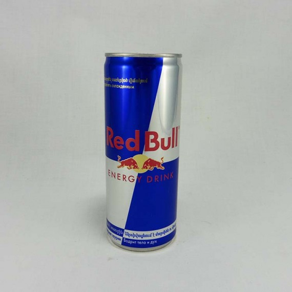Energy drink RED BULL 0.25l